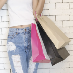shopping bags for online shop